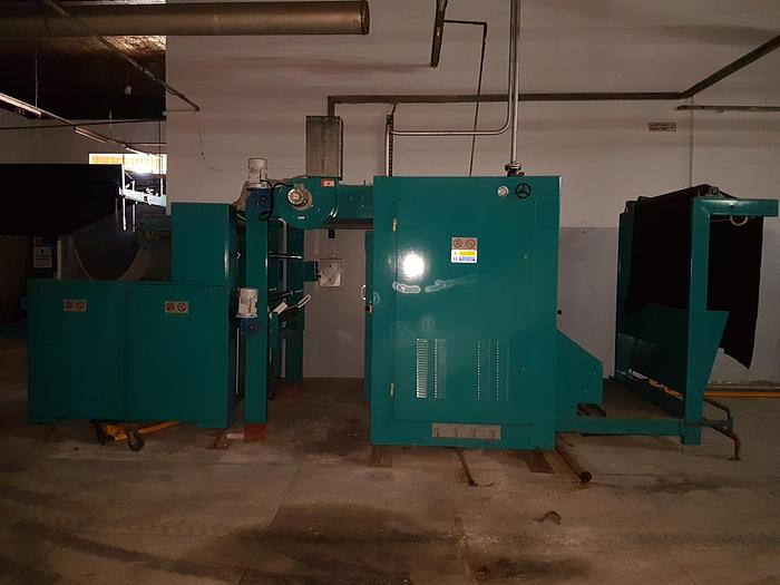 LAFER tubular compactor  machine