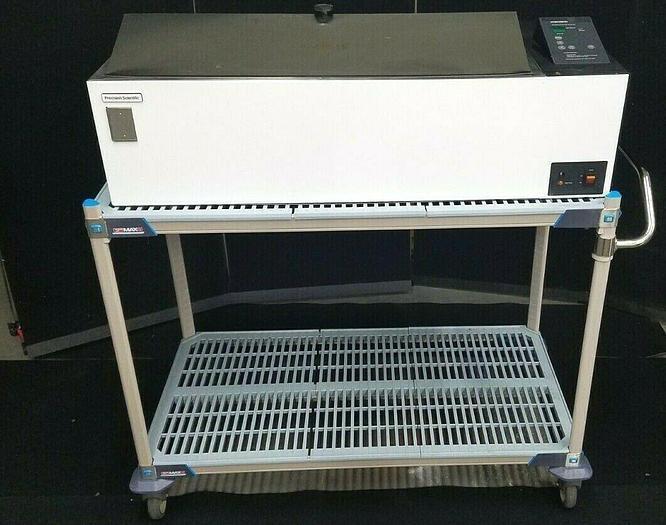 Used Precision Circulating Water Bath w/ Cart Model 270 Lab Pharmaceutical Pristine!
