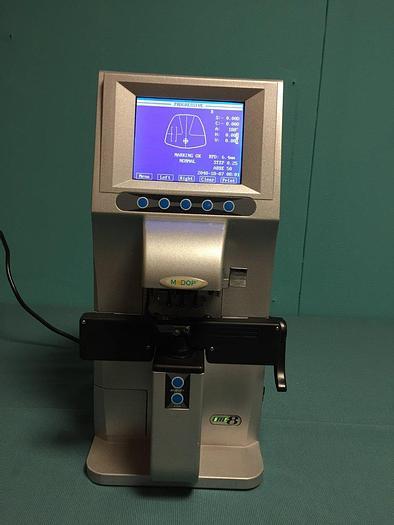 Gebraucht Modop LM-8 Digital Lensmeter mit Drucker
