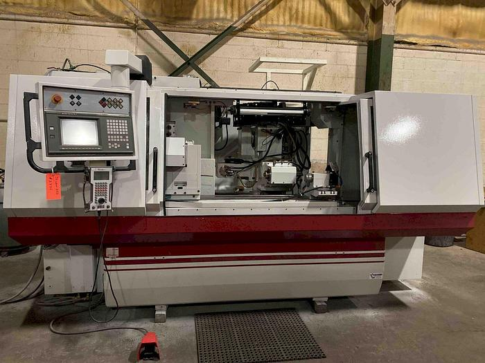 """Used 13.8"""" X 39.4"""", STUDER S-40, CNC CYLINDRICAL GRINDER"""