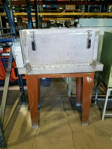 Used Conley Electric Steam Cabinet Oven Wax Steam out Dewaxing Lost Wax