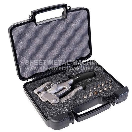 ROPER WHITNEY Portable Hand Punch Kit NO. 5 JR.