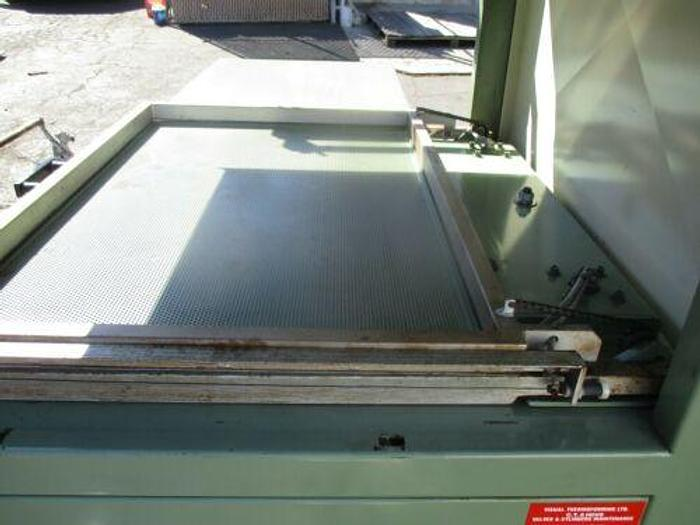 """VISUAL THERMOFORMING MODEL CT 2436 SKIN PACKAGING MACHINE 24"""" X 36"""""""