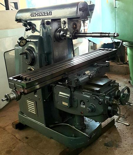 Cincinnati Horizontal Milling Machine