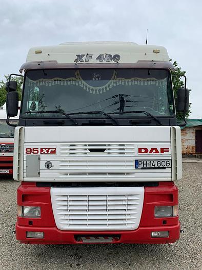 1999 DAF 95 xf 430 euro 2 manual