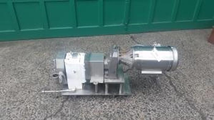 APV 7 1/2 HP P.D. Pump