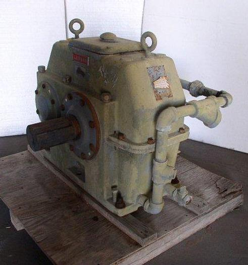 Used 500 HP @ 1,150 RPM 3.2:1 LUFKIN Model S148C Parallel Power Transmission Gear Reducer