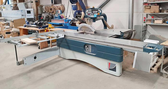 Used 1998 Paoloni Italy Format panel saw Paoloni P30NP
