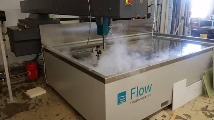 Used 2016 Flow Mach 2 2031B Waterjet Cutting System (#9838)