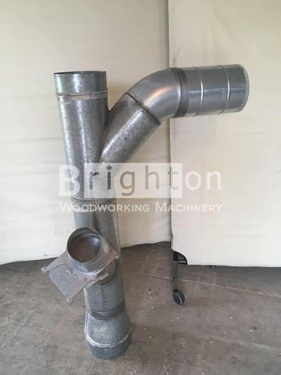 Dust Collector Pipes & Connectors