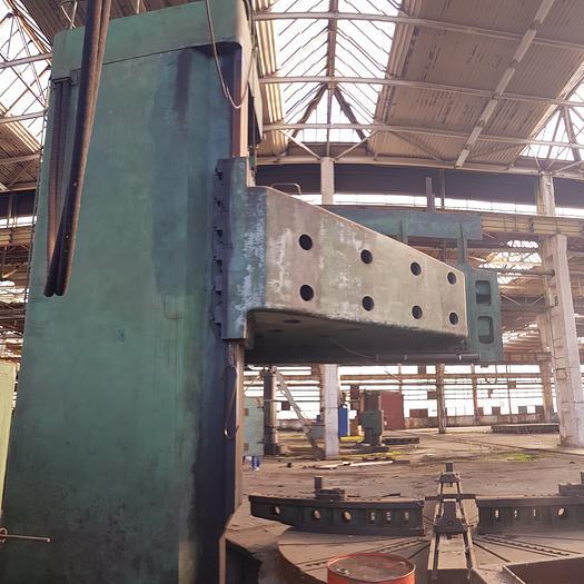 1985 Single Column Vertical Turning Lathe SCM100