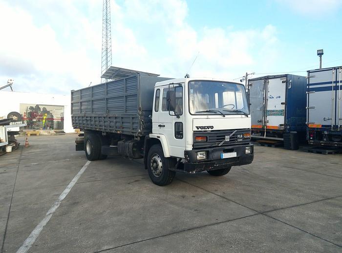 Used 1986 VOLVO FL616 16.5 ton tipper