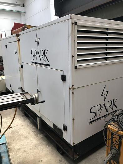 Usata GENERATORE SPARK 100 KW