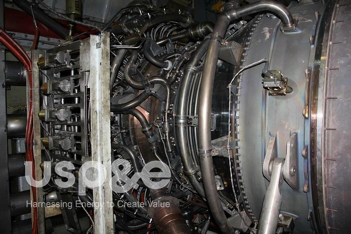 Used 42.8 MW 2007 Used GE LM6000PD Natural Gas Generator