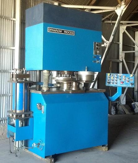 Used Dynetics Dynaflow Model HL60CF-830 Abrasive Flow Deburring Machine