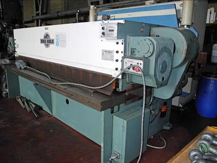 Usata Cesoia a ghigliottina meccanica RIBOLDI CEM 304