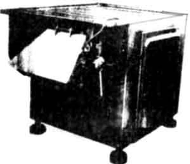 Used Mieszalnik farszu IV BN - spiralna, nierdzewna
