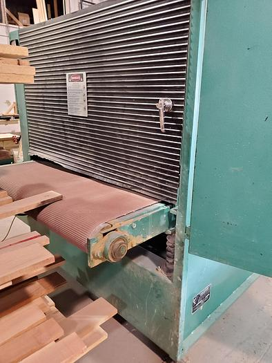 Used Timesaver 252-3 Wide Belt Sander