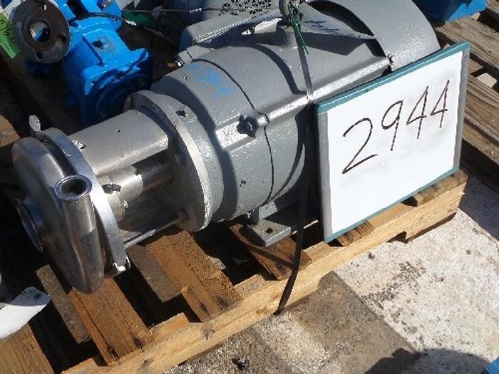 Used C18 Tri-Clover 4'' x 1 1/2'' Centrifugal Pump #2944