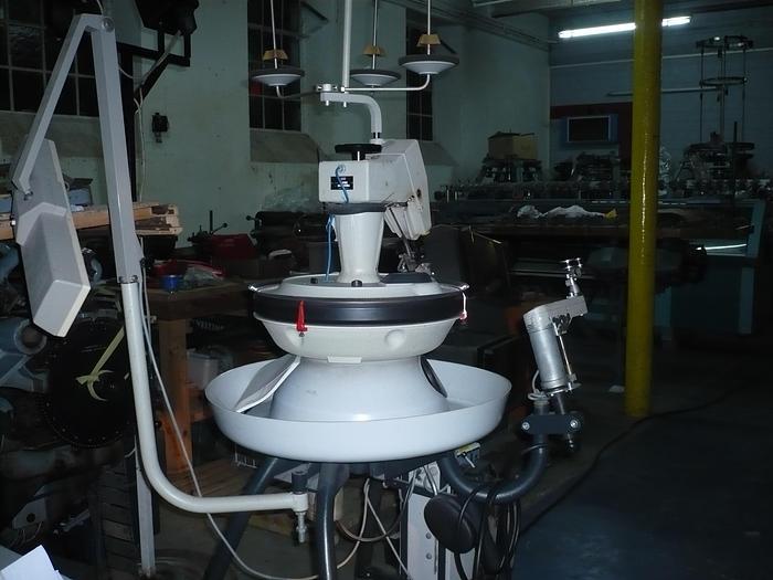 Gebraucht Rundkranz-Kettelmschine KMF  Kl. 760 E16