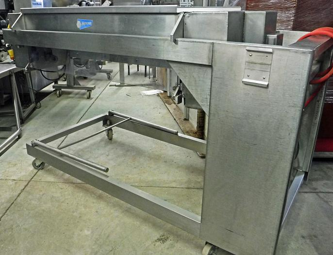 Used MOLINE CUTTER WITH HOLE PICKER