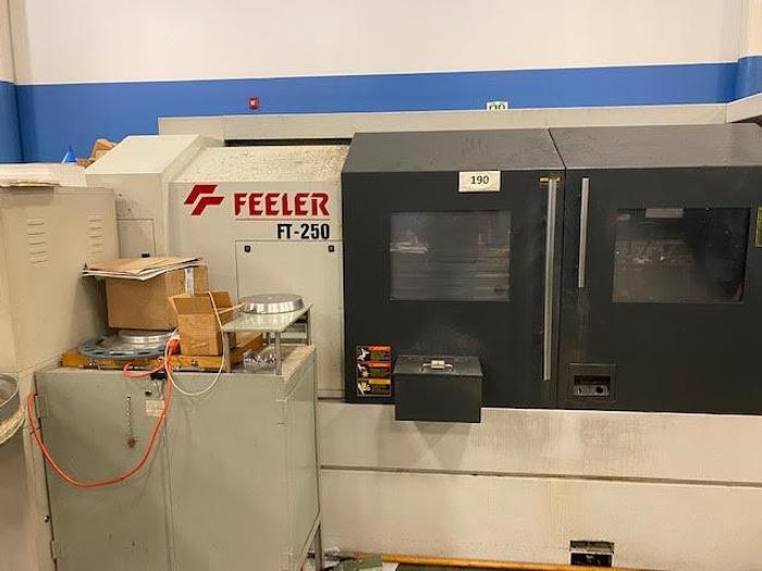 Used 2013 Feeler FT-250