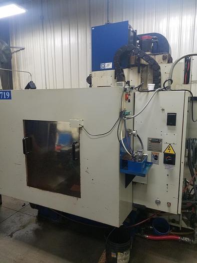 Johnford SV45 Vertical Machining Center