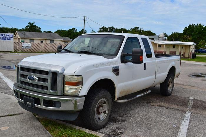 Used 2009 FORD F250 Super Duty