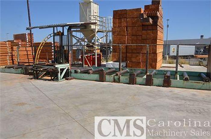Used Sawmill Equipment liquidation