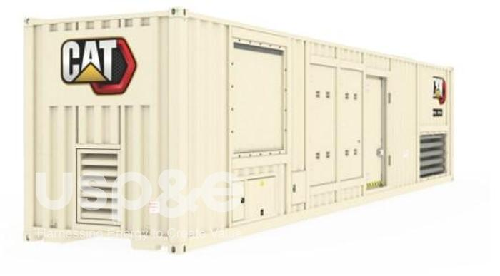 Used 1.5 MW 2014 Used Caterpillar  XQ1475 Natural Gas Generator Sets
