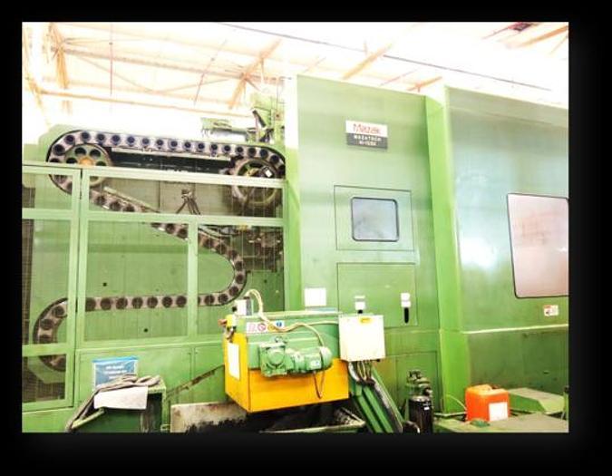 Used MH08 - Mazak H 1250