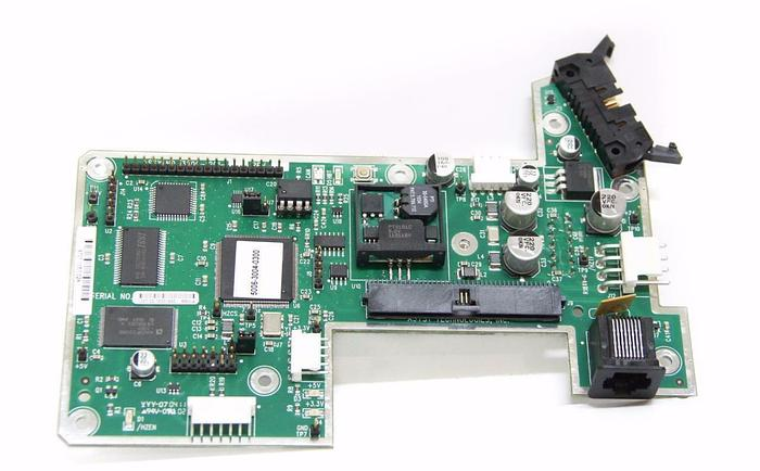 Used ASYST Technologies Inc. 3200-1201 PC Board for IsoPort 9701-1057-02A (4250)
