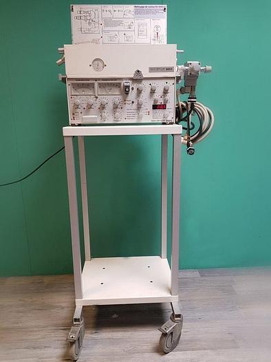Gebraucht Siemens Elema AB Servo Ventilator 900 C Beatmungsgerät auf Trolley