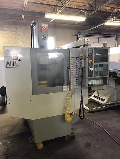 Used 2007 HAAS Mini Mill