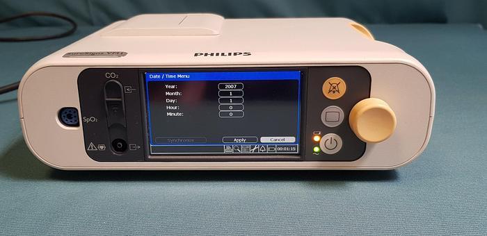 Gebraucht Philips SureSigns VM1 Patientenmonitor ohne Zubehör