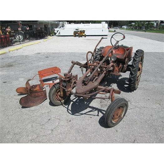 Farmall Tractors (5) and many parts