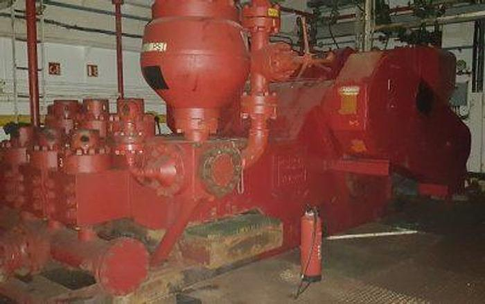 Mud Pumps 12P160