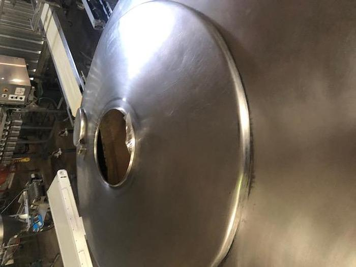 Federal 32-Valve Rotary Stainless Steel Filler
