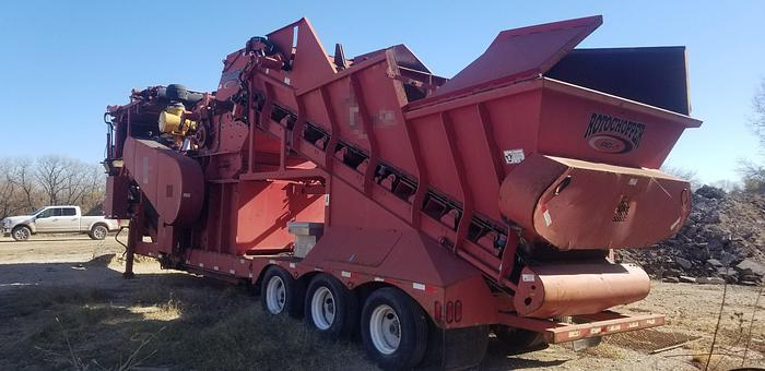 Used 2008 ROTOCHOPPER RG1
