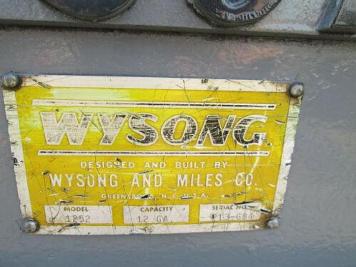 Wysong 1252