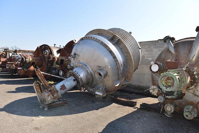 Usata Reattore SIAI LERICI da 13000 Litri