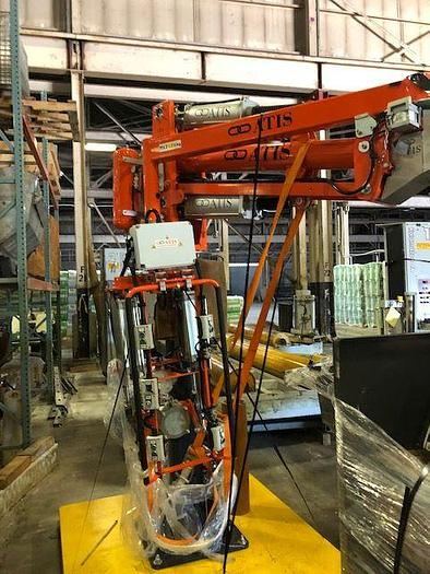 Used ATISMIRUS 300 FINISHING ROLL MANIPULATOR MFG. 2017