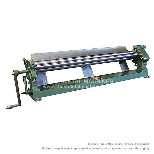 TIN KNOCKER Manual Slip Roll TK 2450
