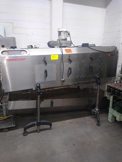 Used Axon Steampoint tunnel