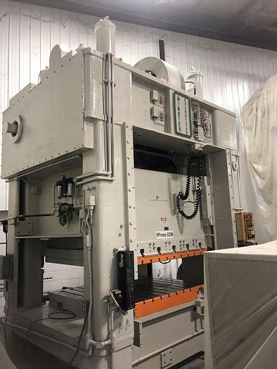 Used 200 TON MINSTER SSDC PRESS