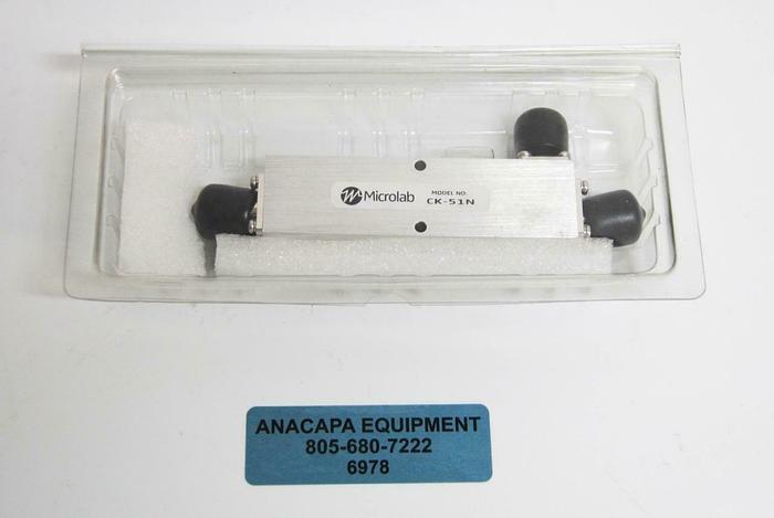 Microlab CK-51N Coupler 5dB 698-2700MHz 50W NEW (6978)