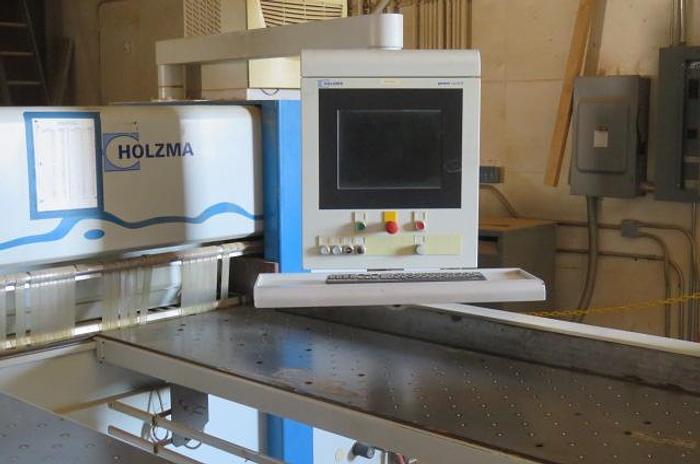 Used Holzma   Optimat HPP 380/43/43