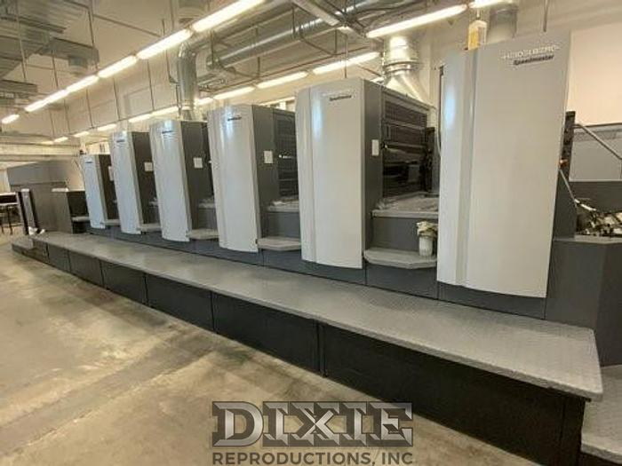 Used 2011 Heidelberg CX 102-5 L