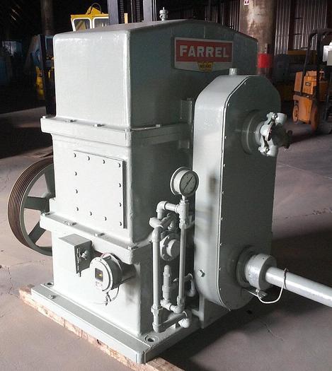 "50""/63"" x 376"" FARREL Model 69 A 4895 TRAVELING-HEAD ROLL GRINDER"