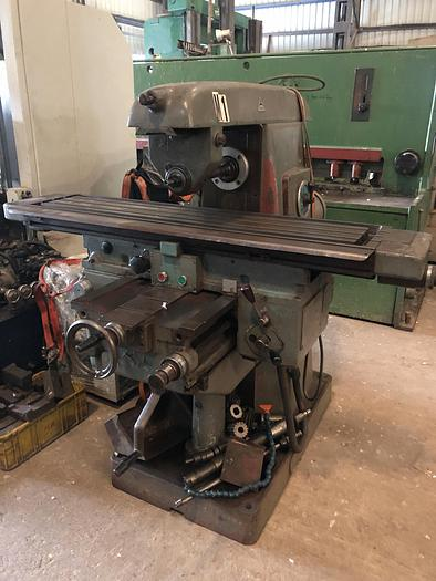Used TOS FN3H Horizontal Milling
